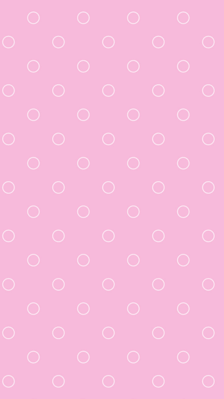 Download NOW! 10 Pretty Pink Patterned iPhone Wallpapers