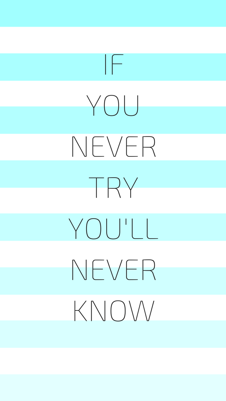 Motivational Quotes iPhone Wallpaper Collection