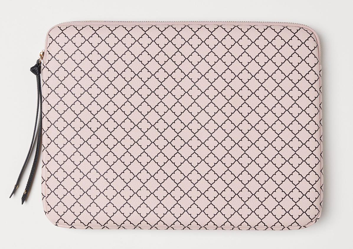 Adorable Powder Pink Laptop Case To Protect Your MacBook