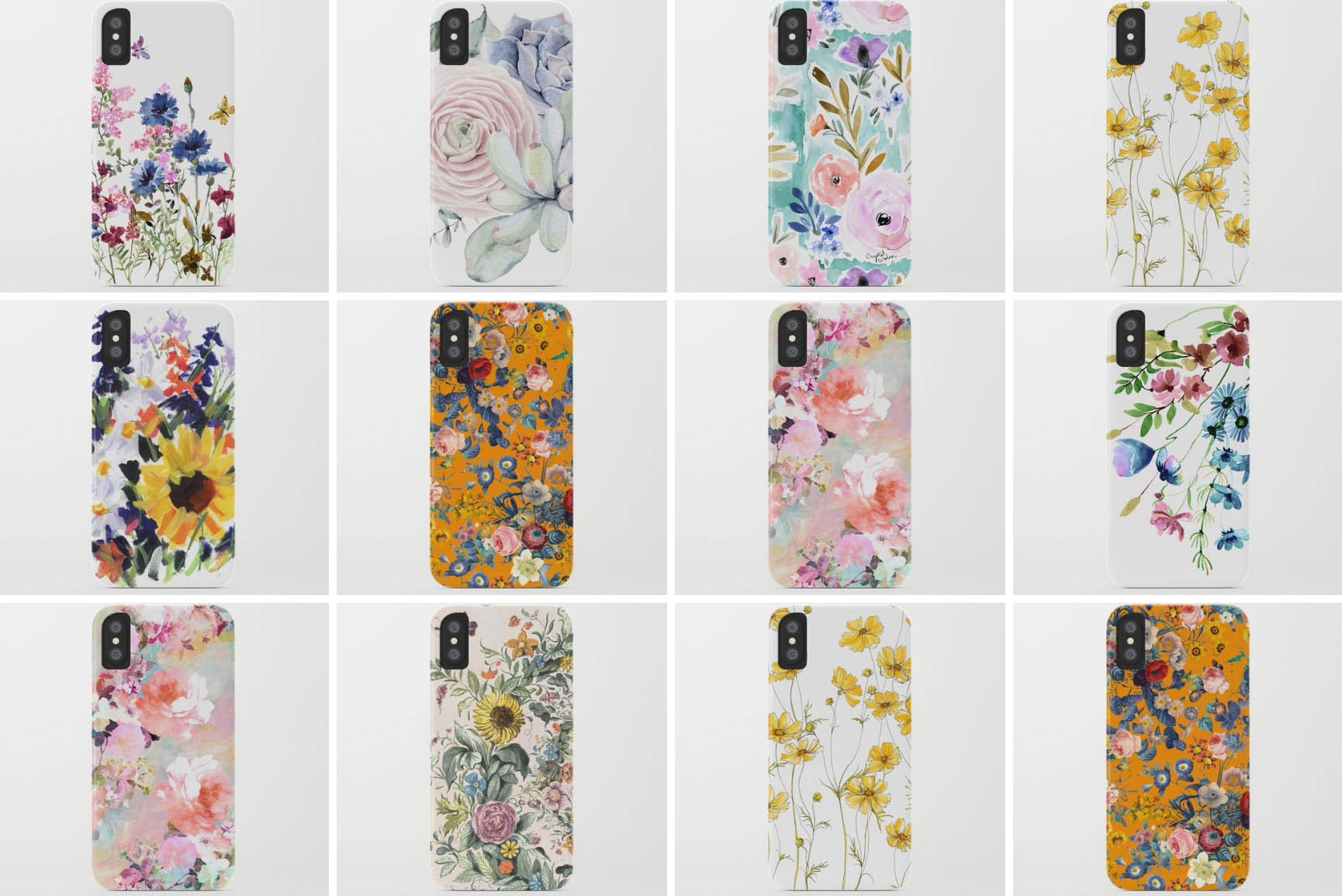 Preppy's Top 10 Cutest Floral iPhone X Cases
