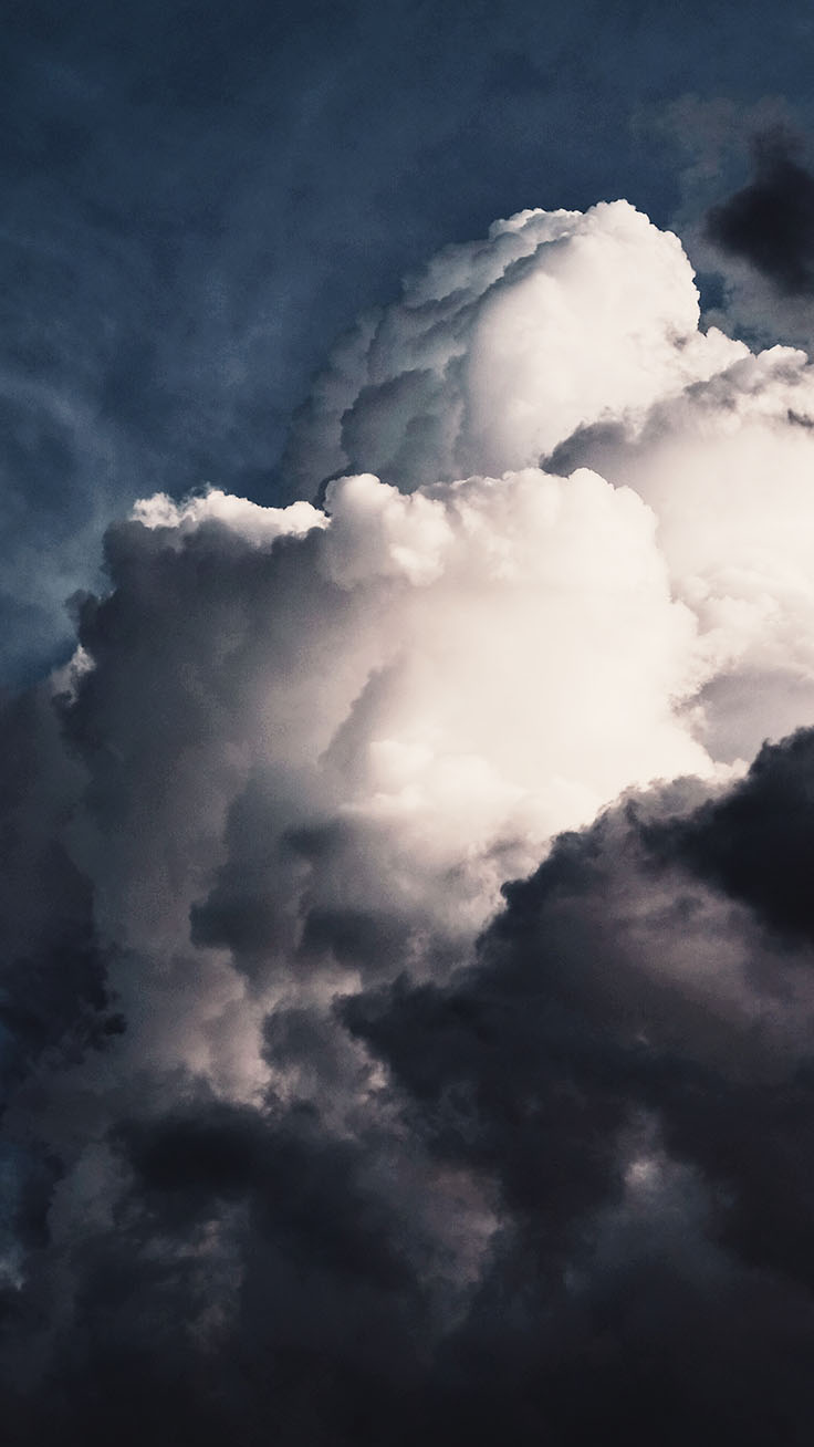 Cloudy iPhone Wallpapers by Preppy Wallpapers