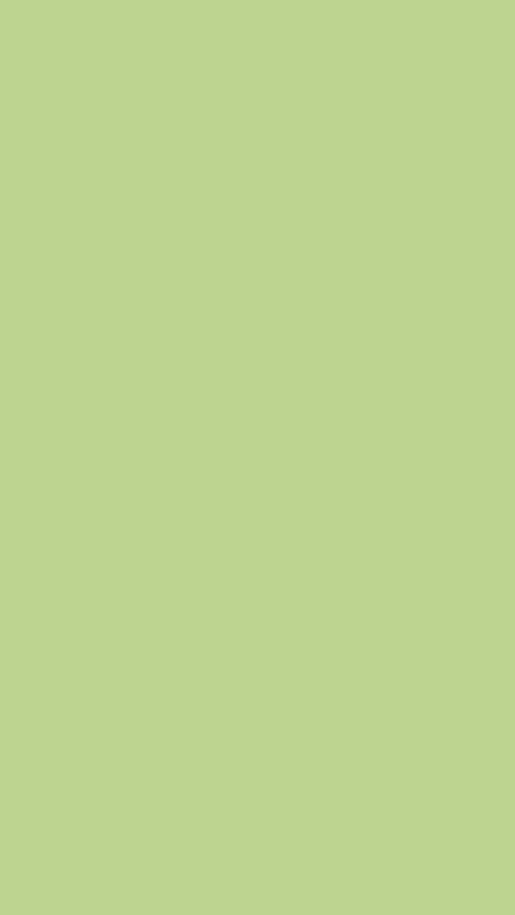 Lettuce Green Pantone iPhone Wallpaper