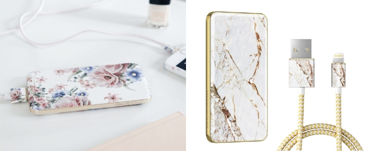 iPhone Xs Accessories: iDeal of Sweden chargers