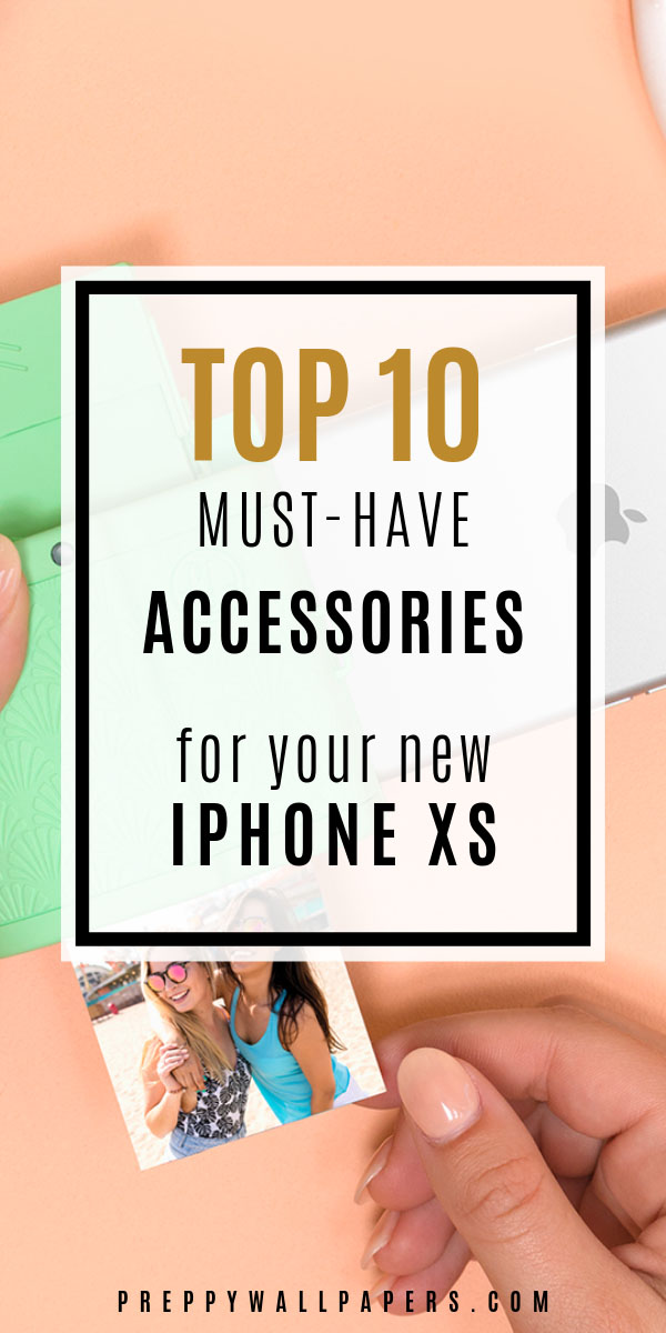 2019 Mobile Trends: From floral iPhone Cases to Augmented Reality Printers, these 10 iPhone Xs Accessories and iPhone Gadgets are a must! #iphone #gadgets #iphonexs
