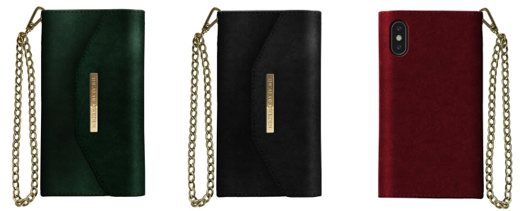 iPhone Xs Accessories: iDeal of Sweden Clutches