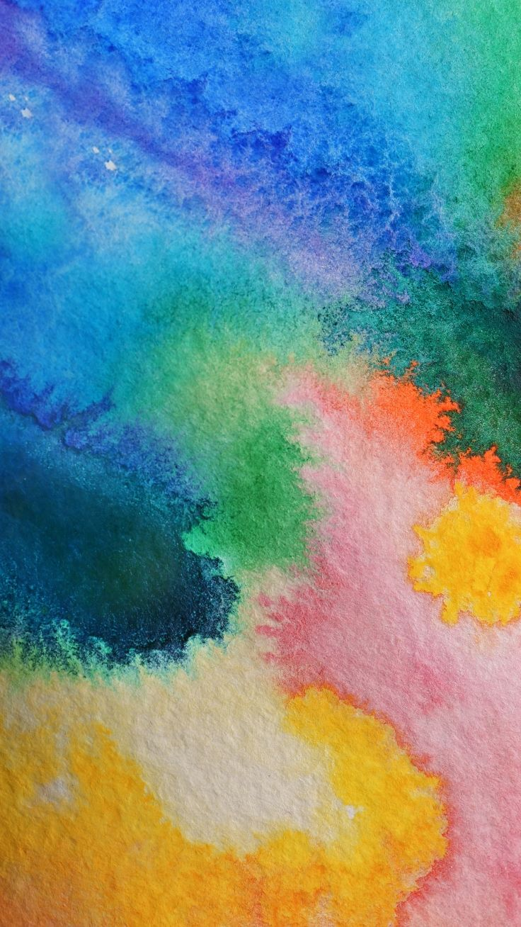 Colorful Abstract iPhone Wallpaper Collection