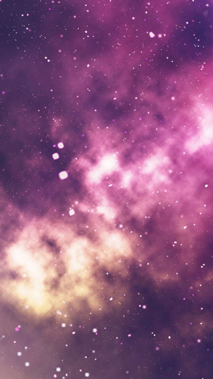 Sparkly Galaxy iPhone Wallpapers