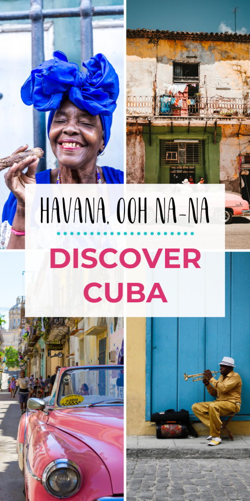 Colors of Havana, Cuba Travel Photography
